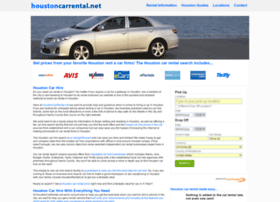 Houstoncarrental.net thumbnail