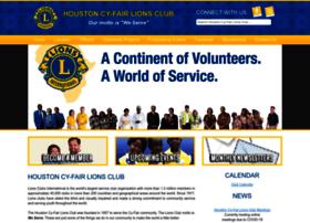 Houstoncy-fairlions.org thumbnail