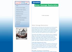 Houstonwaterdamagerestoration.net thumbnail
