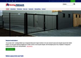 Hovinghekwerk.nl thumbnail