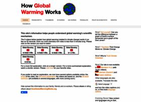 Howglobalwarmingworks.org thumbnail