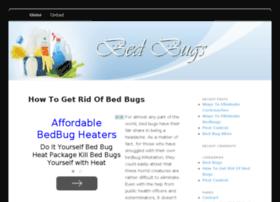 Howtogetridofbedbugs.pw thumbnail