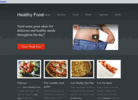 Howtohealthyfood.com thumbnail