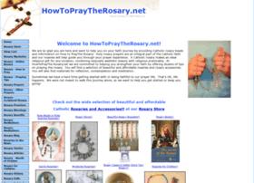 Howtopraytherosary.net thumbnail