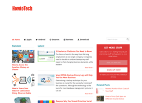 Howtotech.org thumbnail