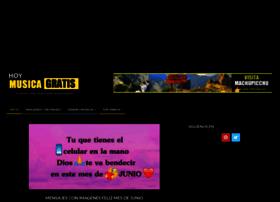 Hoymusicagratis.com thumbnail