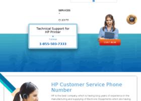 Hpcustomerservicephonenumber.com thumbnail