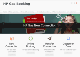 Hpgasbooking.in thumbnail