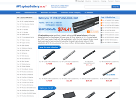 Hplaptopbattery.co.nz thumbnail