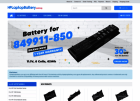 Hplaptopbattery.com.sg thumbnail
