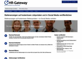 Hr-gateway.de thumbnail