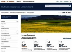 Hr.sonoma-county.org thumbnail