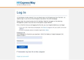 Hrexpressway.ehr.com thumbnail