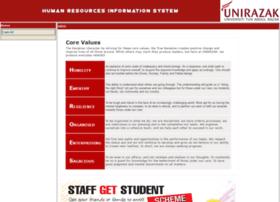 Hris.unirazak.edu.my thumbnail