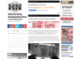 Hrvatskanumizmatika.net thumbnail