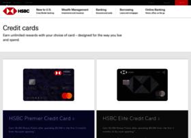 Hsbccreditcard.com thumbnail