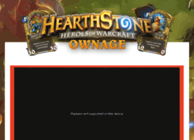hsownage.com at WI. Hearthstone Ownage Guide - Dominate ...