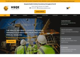 Hsqe-consultancy.co.uk thumbnail