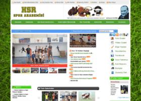 Hsrsporakademisi.com thumbnail