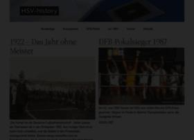 Hsv-history.de thumbnail