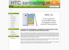 Htcaanbieding.nl thumbnail