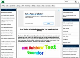 Html-code-generator.com thumbnail