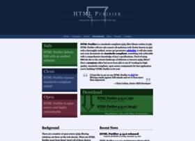 Htmlpurifier.org thumbnail