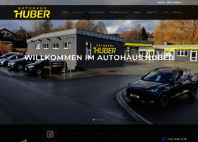 Huber-autohaus.de thumbnail