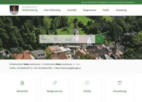 Huettenberg.at thumbnail