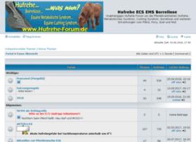 Hufrehe-forum.de thumbnail