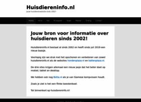 Huisdiereninfo.nl thumbnail