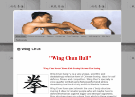 Hullwingchun.co.uk thumbnail