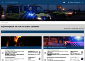 Hulpverleningsforum.nl thumbnail