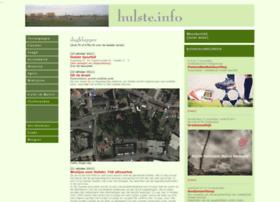 Hulste.info thumbnail