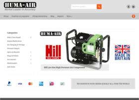 Huma-air.com thumbnail
