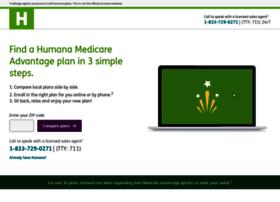 humana-medicareadvantage.com at WI. Humana Medicare Advantage