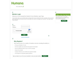 Humanaonemembers.com thumbnail