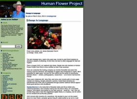 Humanflowerproject.com thumbnail
