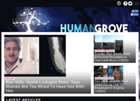 Humangrove.org thumbnail