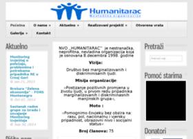 Humanitarac.me thumbnail