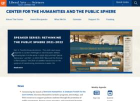Humanities.ufl.edu thumbnail