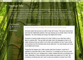 Humanme.org thumbnail