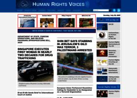 Humanrightsvoices.org thumbnail