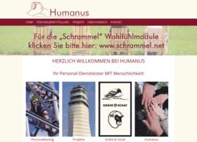 Humanus.at thumbnail