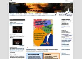Humboldtschule-berlin.de thumbnail