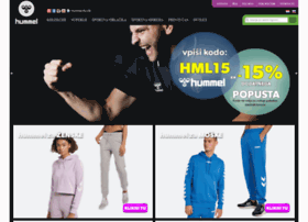 Hummel.si thumbnail