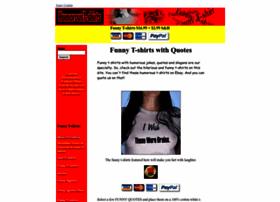 Humoroust-shirts.com thumbnail