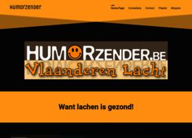 Humorzender.be thumbnail