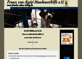 Hunde-ohne-lobby.de thumbnail