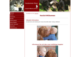 Hundeerziehung-glanz.de thumbnail